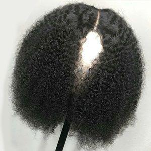 Afro kinky Mongolian human hair 16 inches